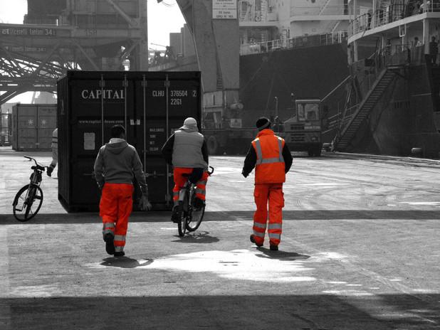 sicurezza portuale